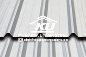Harga Atap Spandek Per Meter Murah Bisa Custom Ukuran Panjang